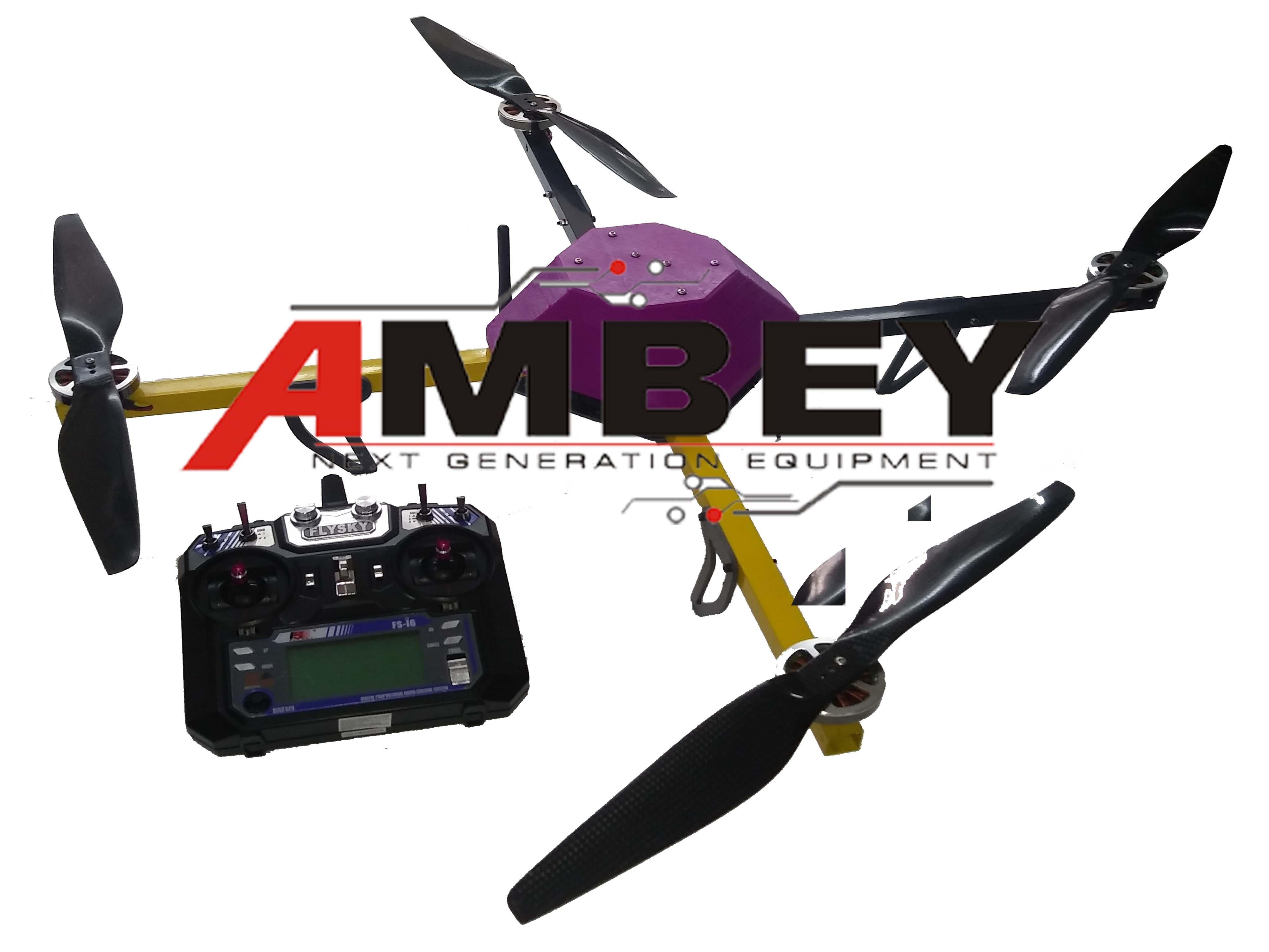 AL-E745 MULTIPURPOSE ENDURANCE DRONE DIY KIT PIXHAWK FSI6 1KG